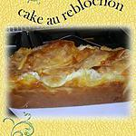 recette cake au roblochon