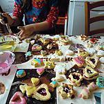 recette festival de petits sablés pour des vacances sous la pluie !!!!
