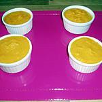 recette flan de carottes au cumin