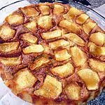 recette Pommes en tourtière....