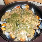 recette Moule mariniere