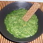 recette Epinard frais a la béchamel