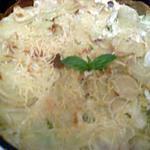 recette Gratin pommes de terre choux chinois