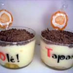 recette Mousse d'orange