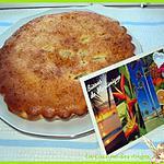 recette Clafoutis Tropical à l'Ananas et aux Kiwis