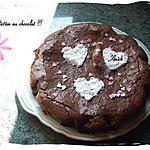 recette Croquant et fondant de chocolat