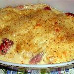recette Endive au jambon