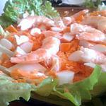 recette Salade du pecheur