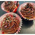 recette cupcakes à la vanille et son glacage chocolat