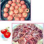 recette Tarte tatin de tomates
