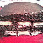 recette Terrine de chocolat kinder