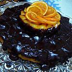 recette gâteau chocolat orange