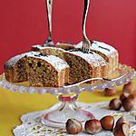 Gâteau aux petites noisettes