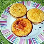 recette pour les régimeuses!!!!!muffins ducan