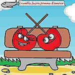 Crumble façon pomme d'amour