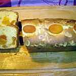 recette cake aux abricots, amandes poudre
