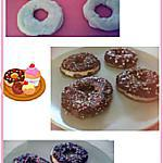 DONUTS GOURMAND AU FOUR