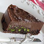 recette Gâteau chocolat pistaches