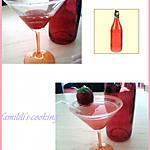 recette Sirop de fraise maison