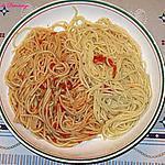 recette Spaghetti aux palourdes et à l'ail