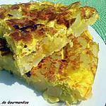 recette omelette au camenbert