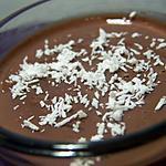 recette Olala, une crème au chocolat!