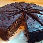recette Gâteau au chocolat à la crème aigre
