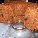recette Gâteau aux zucchinis et chocolat