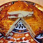 recette gateau breton fouré à la fraise
