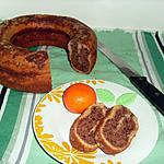 recette Gateau aux yahourt marbré