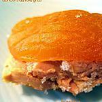 recette abricot au foie gras