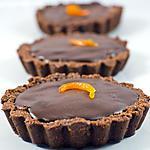 recette tartelette tout chocolat a la pralinoise
