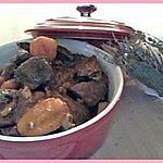 recette Cocotte de daube provençal