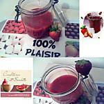 recette Confiture à la fraise