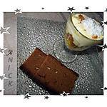 recette Coupe gourmande à la mangue «  façon tiramisu »
