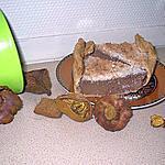 recette Flan au chocolat et noix de coco