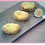 recette Eclair au citron