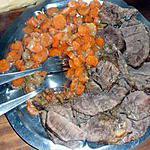 recette Boeuf/carotte (sans vin blanc) de ma maman