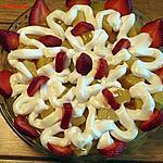 recette Carré aux ananas ( Gâteau )