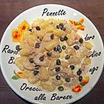 recette Gnocchi au thon et câpres