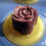 recette choco-caramel et sa gelée passion