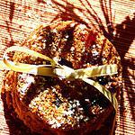 recette Véritable Christmas cake (gâteau de Noël aux fruits confits)