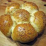 recette pain fleur