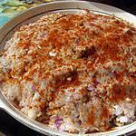 recette Pommes de terre aux noix (recette libanaise)
