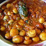recette Champignons à la Grecques ultra simple (prépa 20 mns)