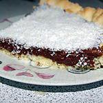 recette Tarte Cocola ( Nommée par mon Mari lol )