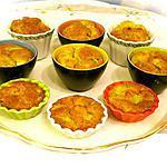 recette CAKE AU CONCOMBRE A LA MENTHE ET A LA FETA
