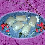 recette nems au crevette chevre chaud RAPIDE