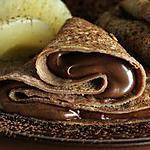 recette crepe tout chocolat pour les gourmandes