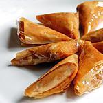 recette feuilles de bricks au thon